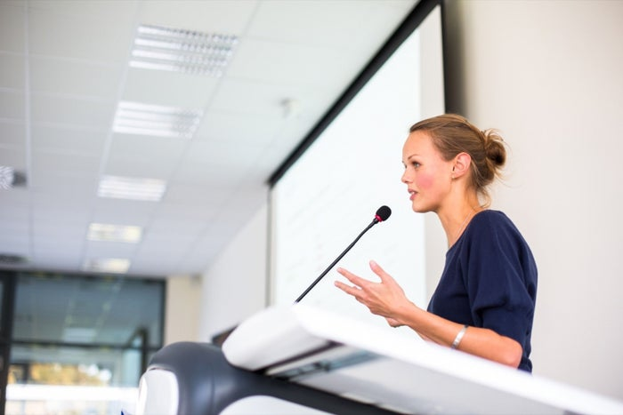 Using a 5-Step Model for Any Public Speech