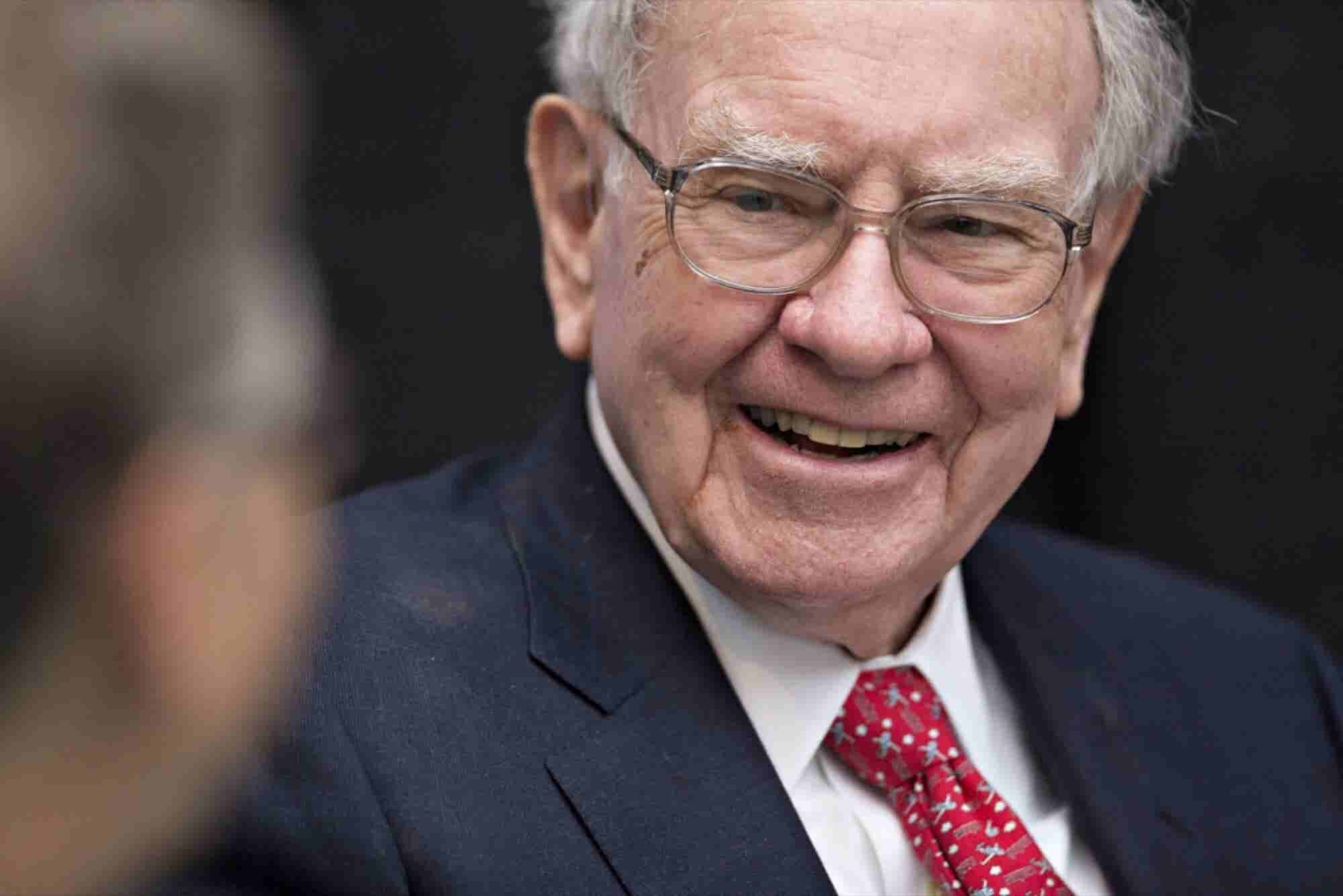 We're Not in a Real Estate Bubble, Warren Buffett Says