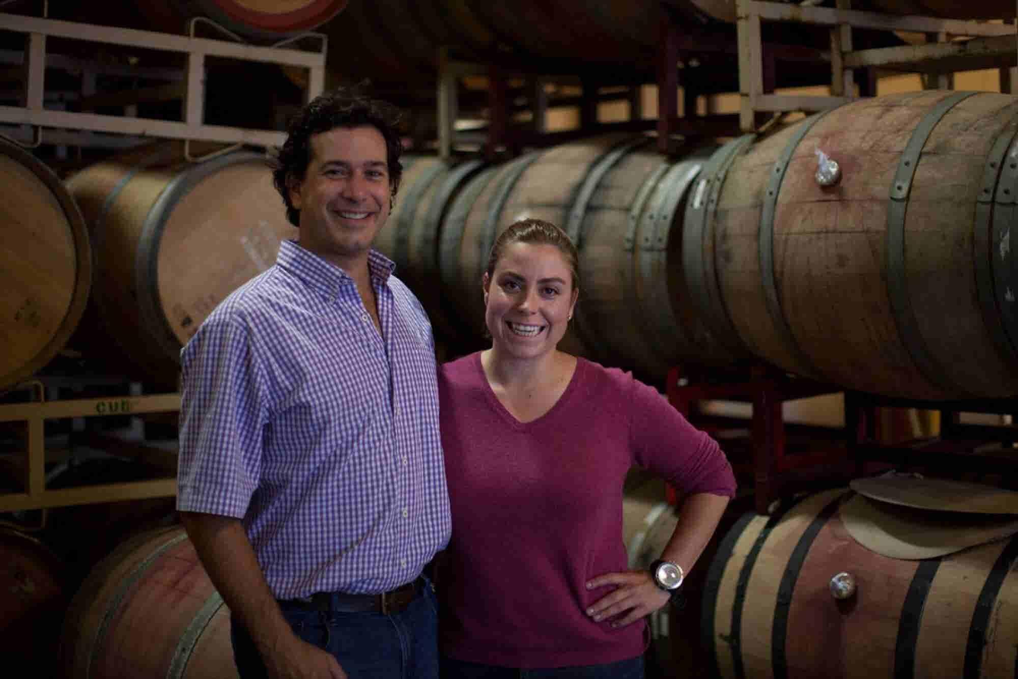 Fourth-Generation Mondavis Are Happily Making Wine Together