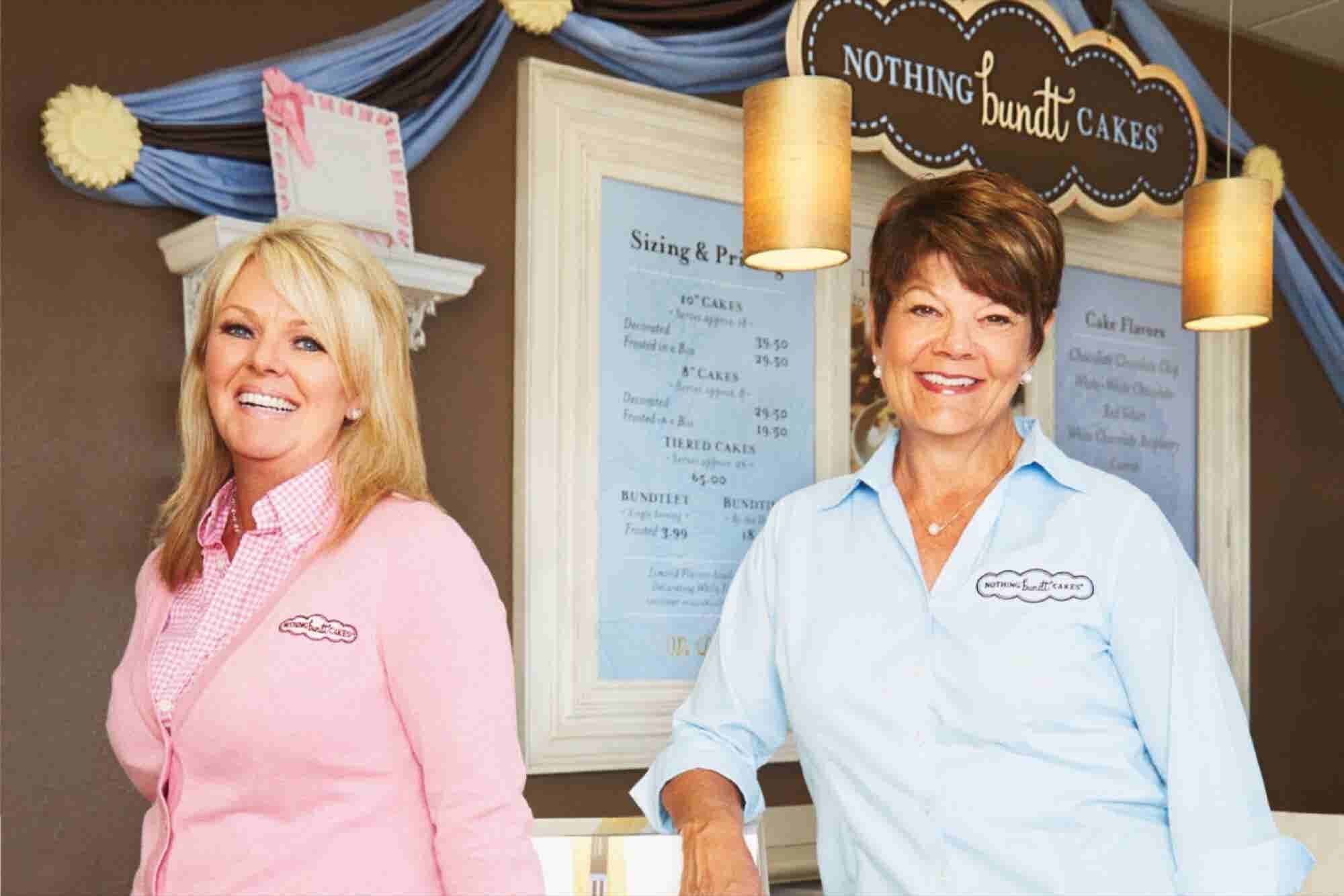 The Friends Turning Bundt Cake into Big Business
