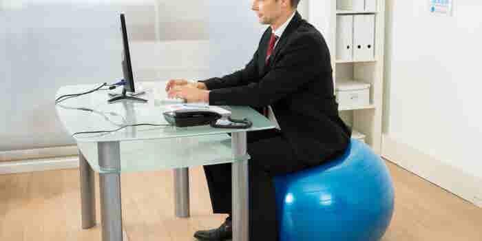 Mejora tu salud sin moverte de tu escritorio