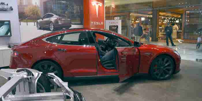 Tesla Plans to Produce 500,000 Cars in 2018