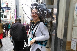 My Experience With This Odd-Looking Umbrella Replacement in New York City