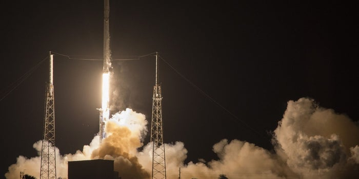 SpaceX Lands Rocket on Platform in the Middle of the Ocean -- Start Up Your Day Roundup