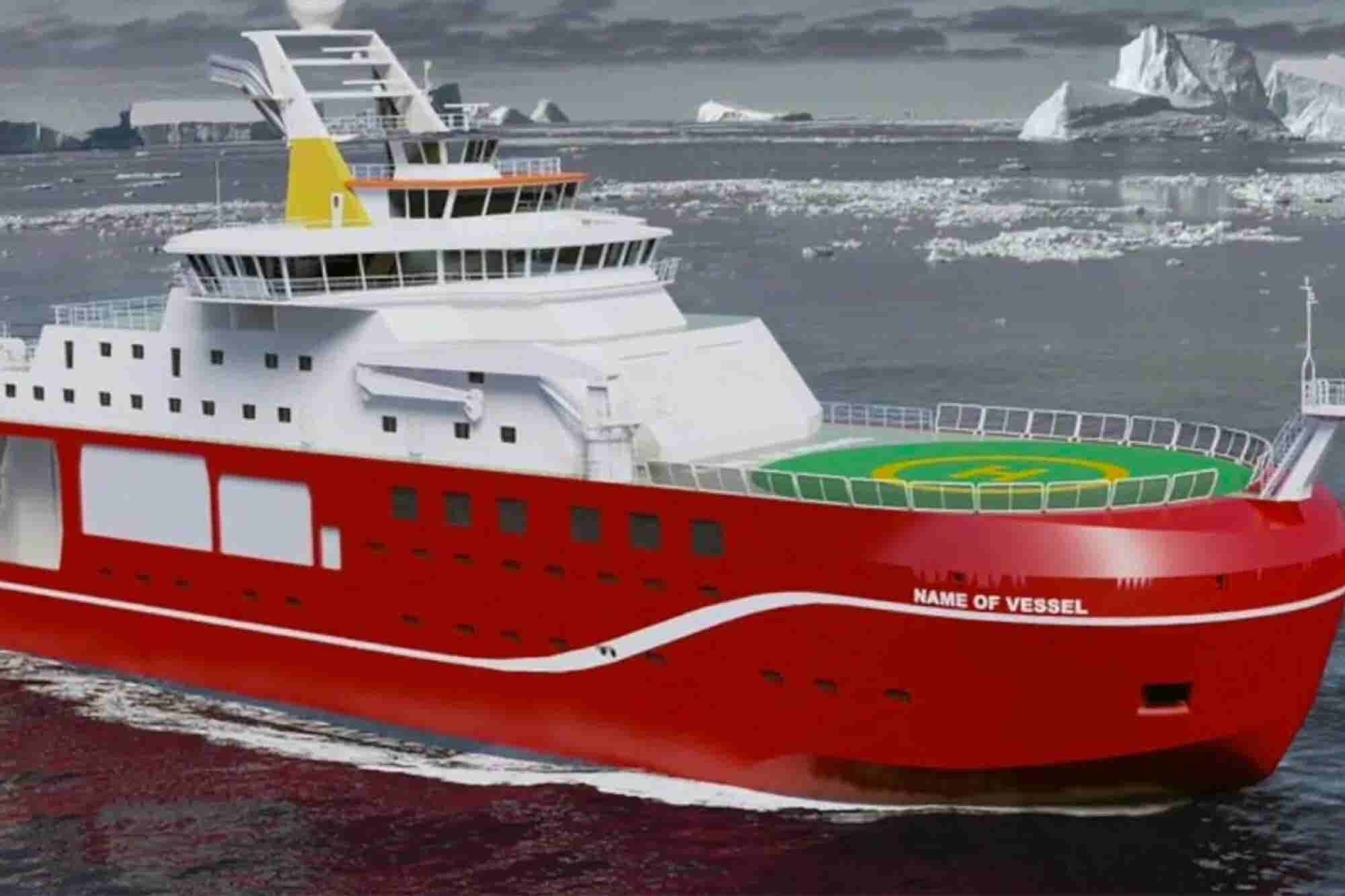 U.K. Vessel Will Not Be Called 'Boaty McBoatface' After All, But There...