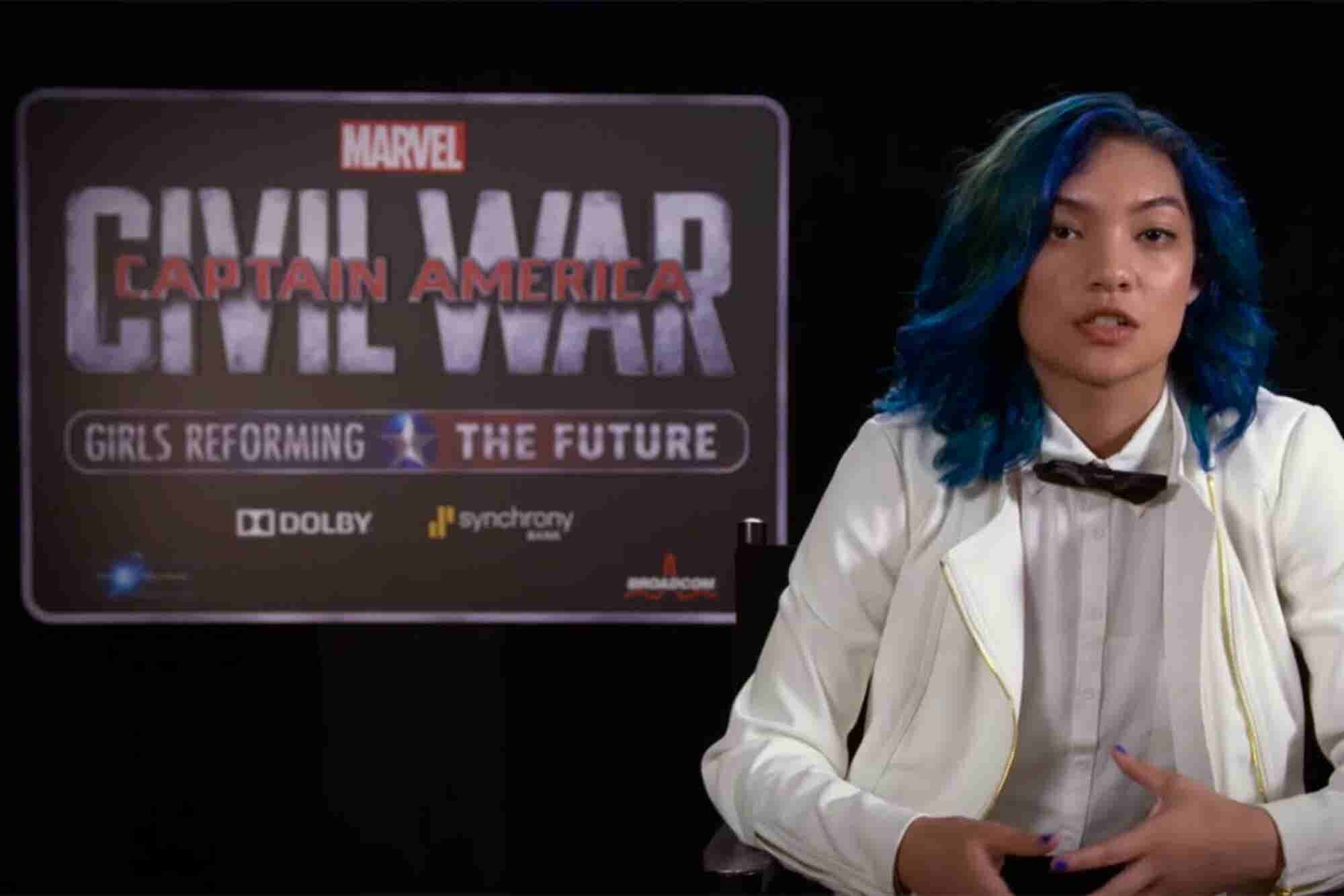 Meet the Young Women Marvel Thinks Will Save the World