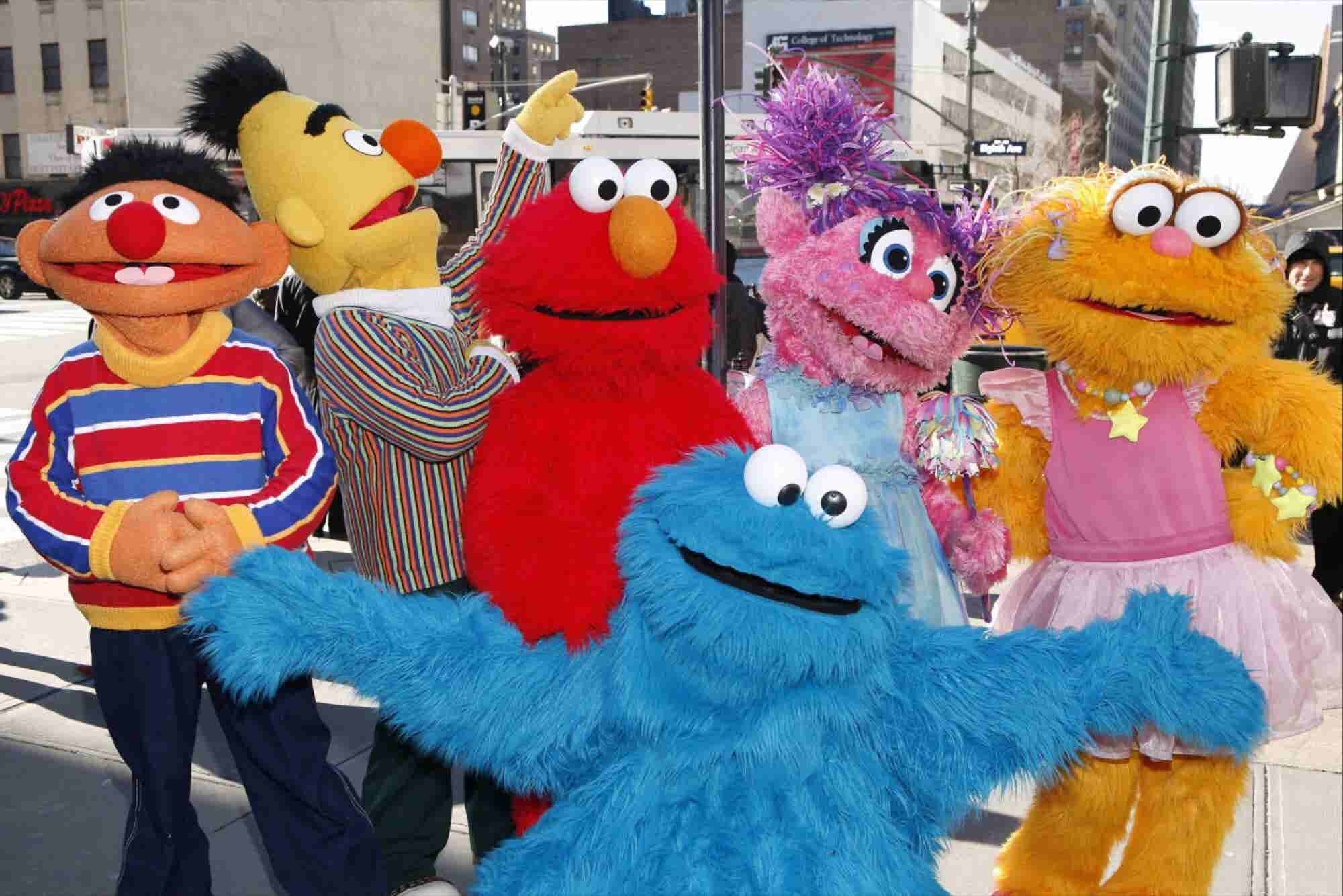 STD-Testing Company Removes Sesame Street Advertisements Following Law...