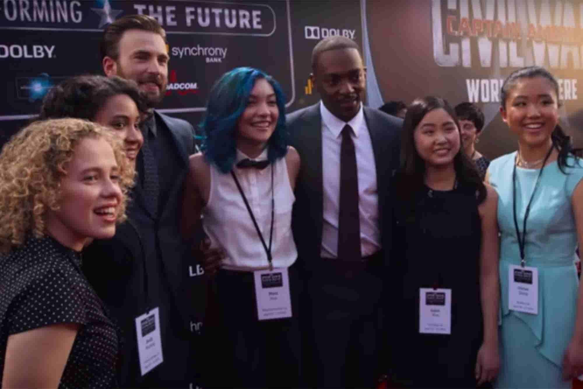 Conoce a las emprendedoras que, según Marvel, van a cambiar el mundo