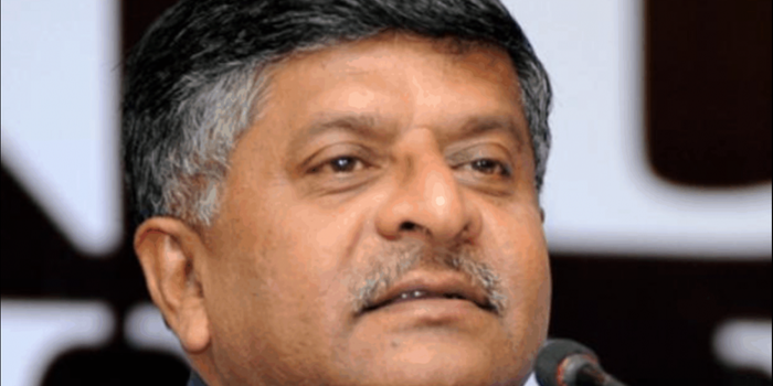 A Tool For Mobile Forensics Has Been Developed To Handle Encryption, Including iPhone, says Ravi Shankar Prasad