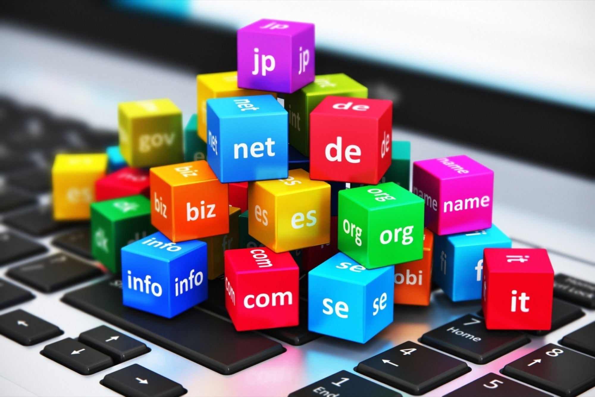 What Are They? Domain Names, Business Entity Names, Trademarks
