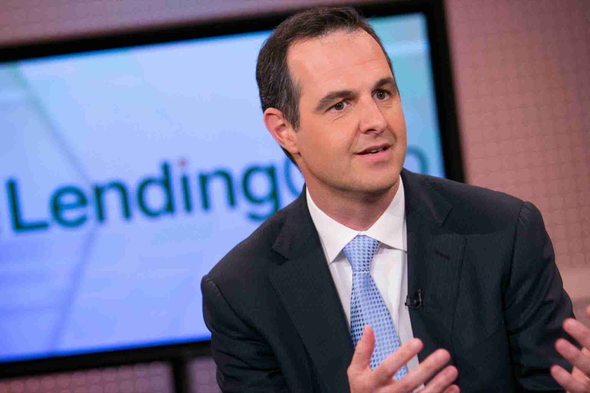 Lending Club's CEO Resigns After Internal Probe, Shares Plummet