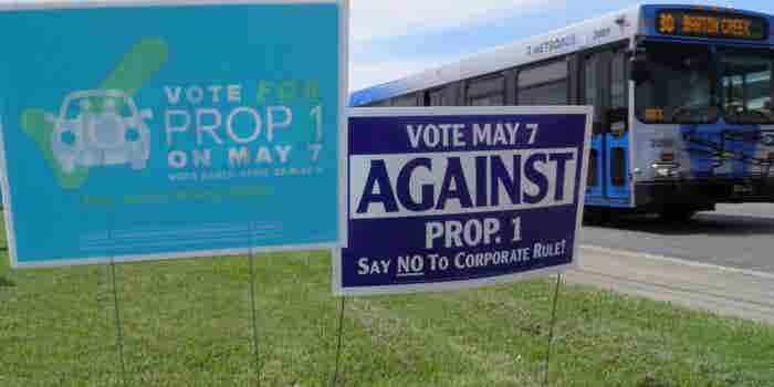 Uber, Lyft Spend Big, Lose Big in Texas Vote on Driver Fingerprinting