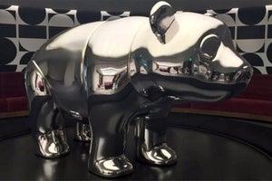 Dropbox Cuts Perks, But Not a $100,000 Chrome Panda