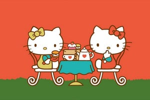 Why Hello Kitty Is Cross Marketing With a Small Cookie Shop in London