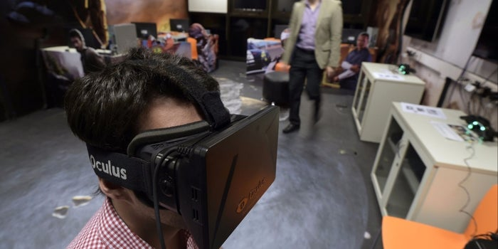 Someday Virtual Reality Will Be Entertaining But It's Useful Right Now