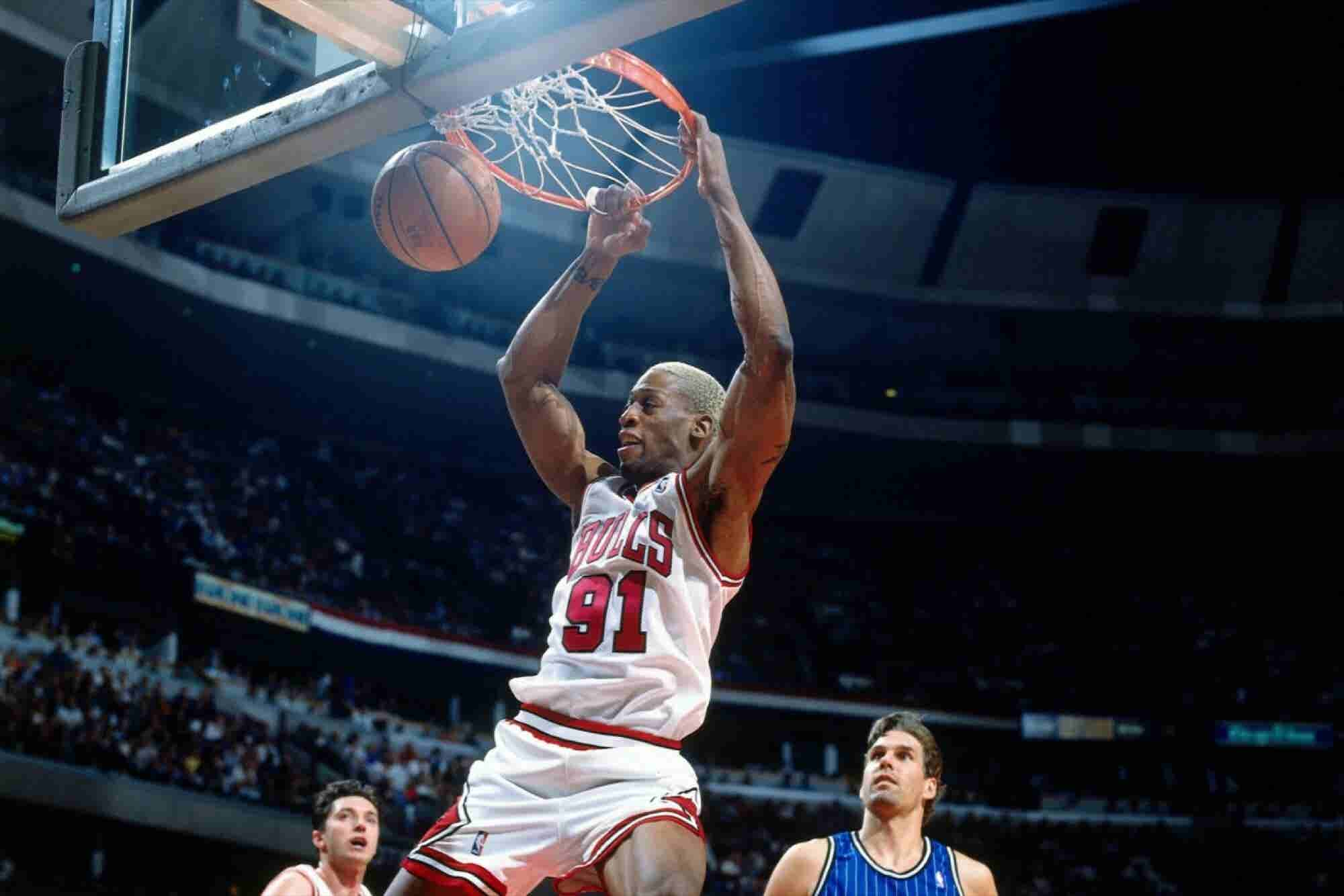 Nextiva Used a Little Ingenuity -- and Dennis Rodman -- for a Marketing Slam Dunk