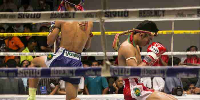 How Muay Thai Kickboxers Embody the Soul of Entrepreneurs