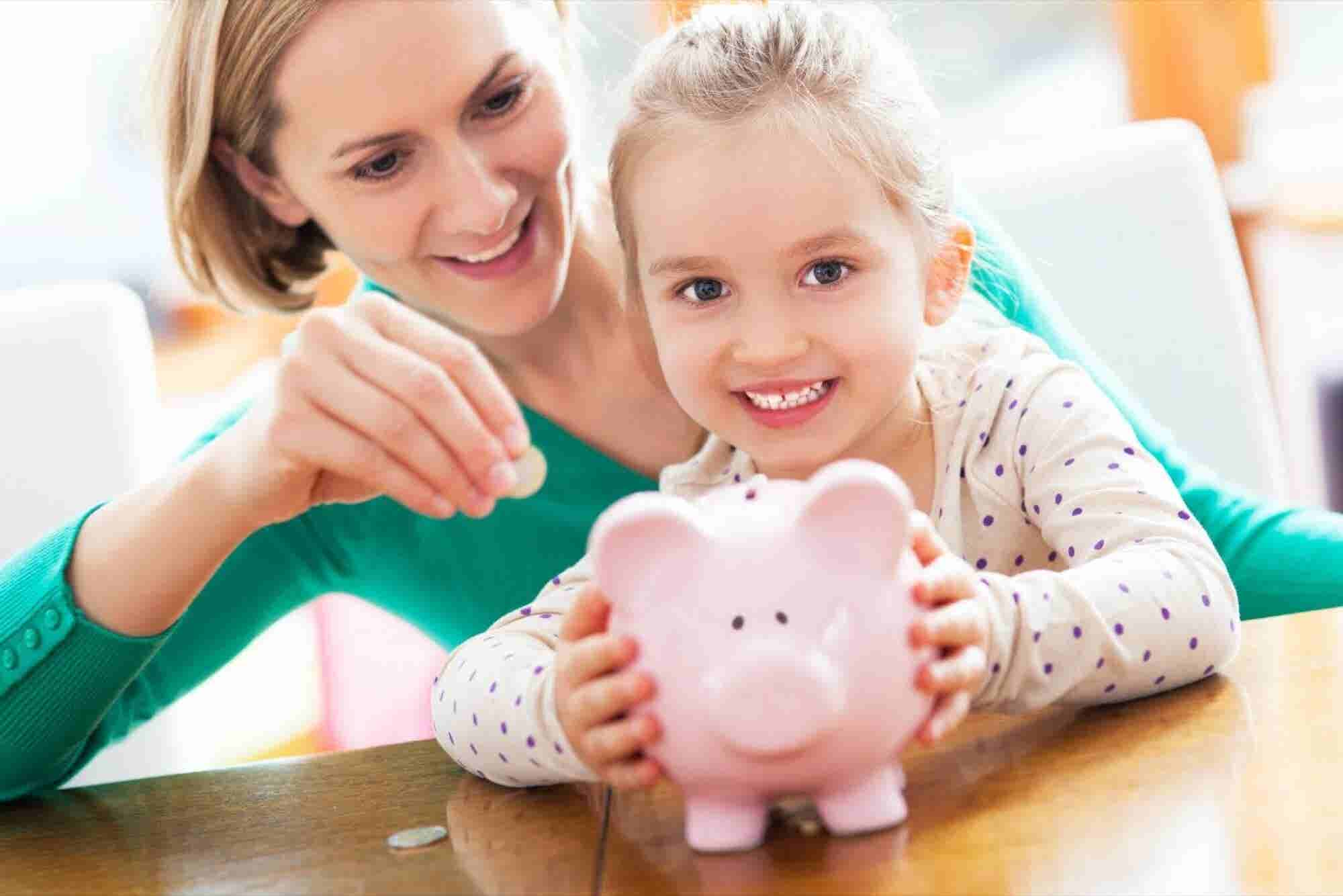4 consejos financieros para mamás