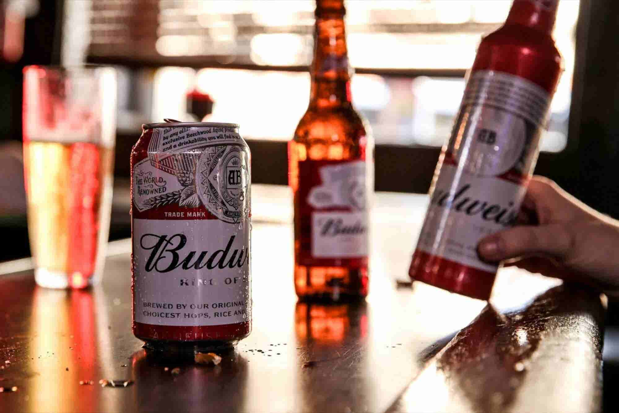 Budweiser's Patriotic Packaging Reaches a Whole New Level