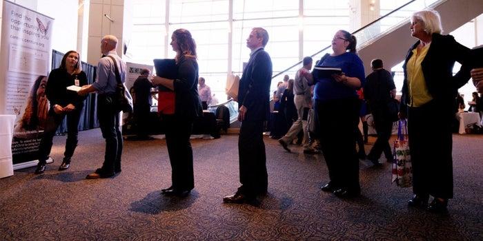 U.S. Job Openings Hit 8-Month High, Skills Mismatch Emerging