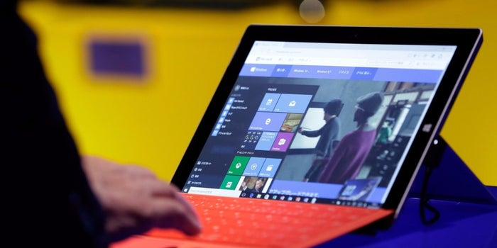 PC Market Slumps to Lowest Point Since 2011