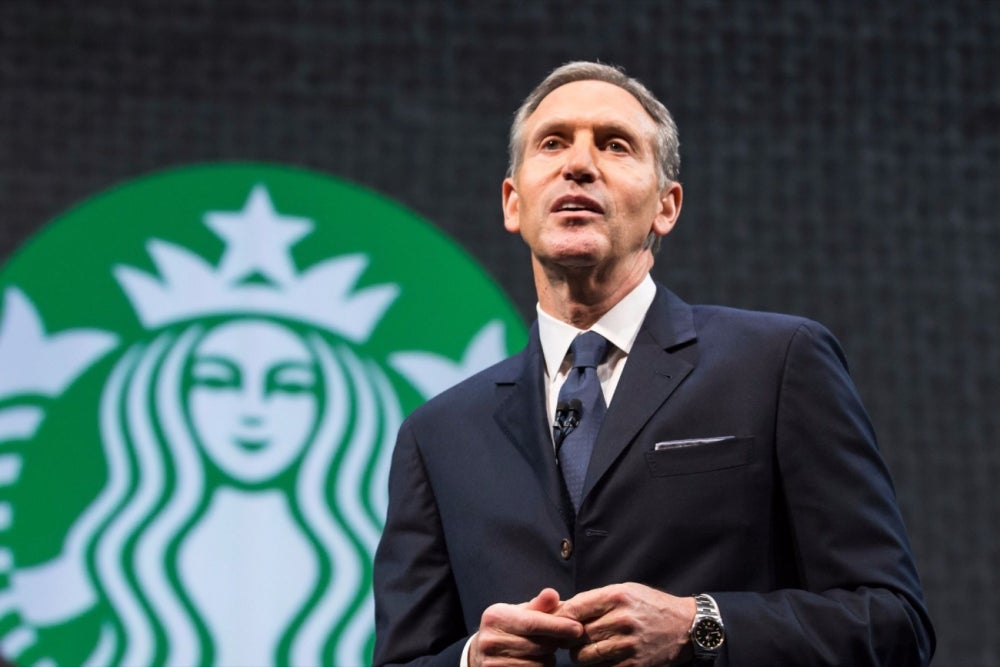 How Starbucks CEO Transformed a Small Coffee Bean Store Into a