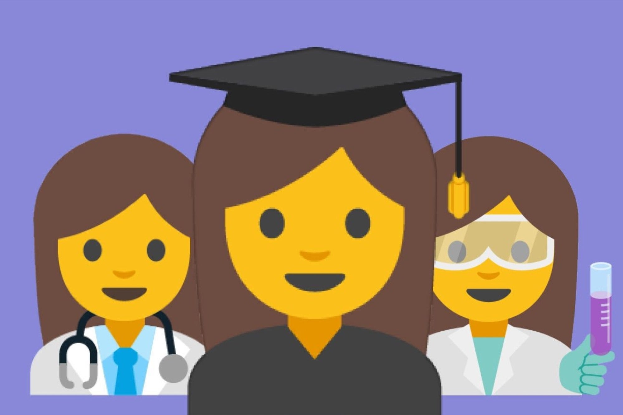 Google Wants To Create Career Woman Emojis