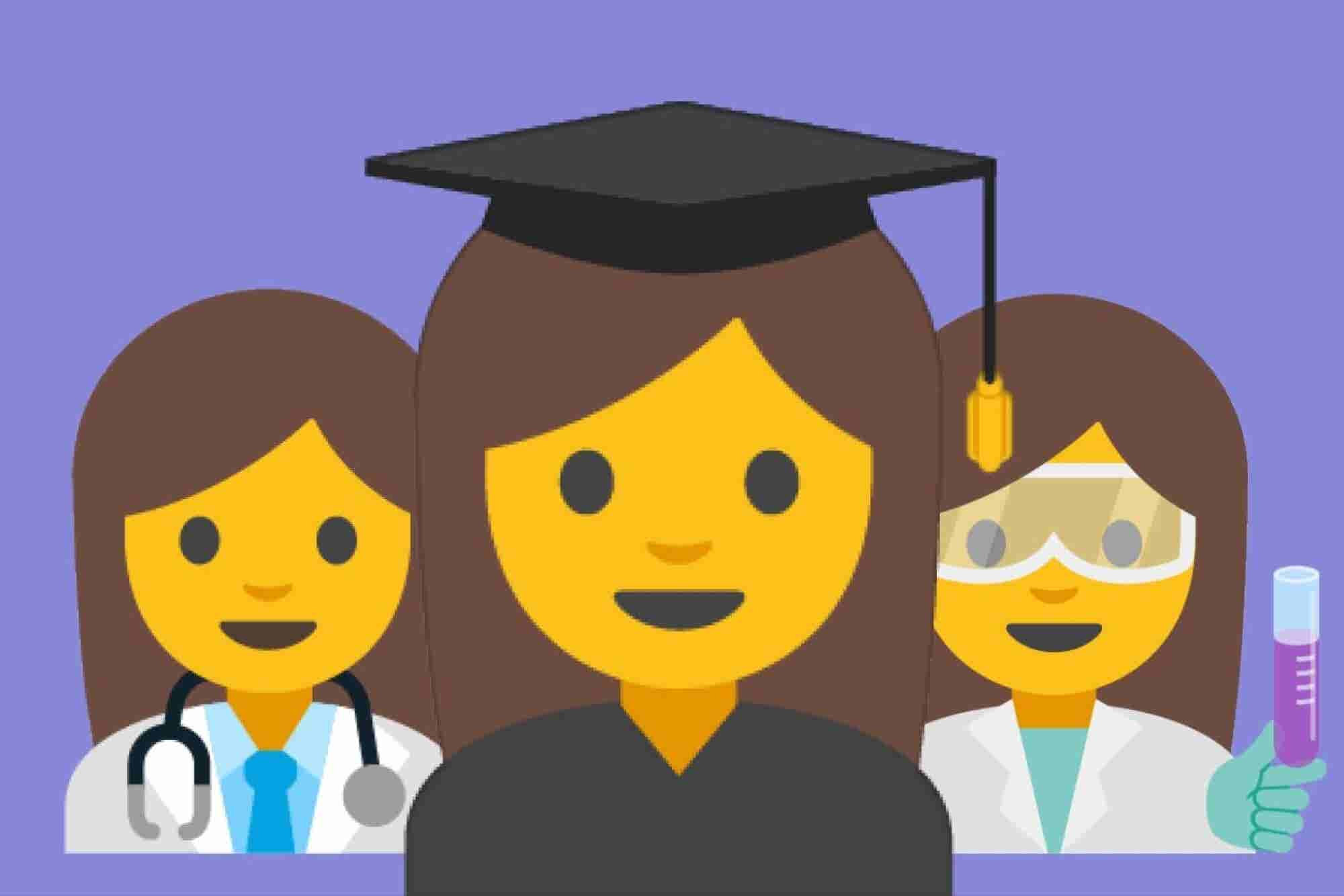 Google Wants to Create Career-Woman Emojis