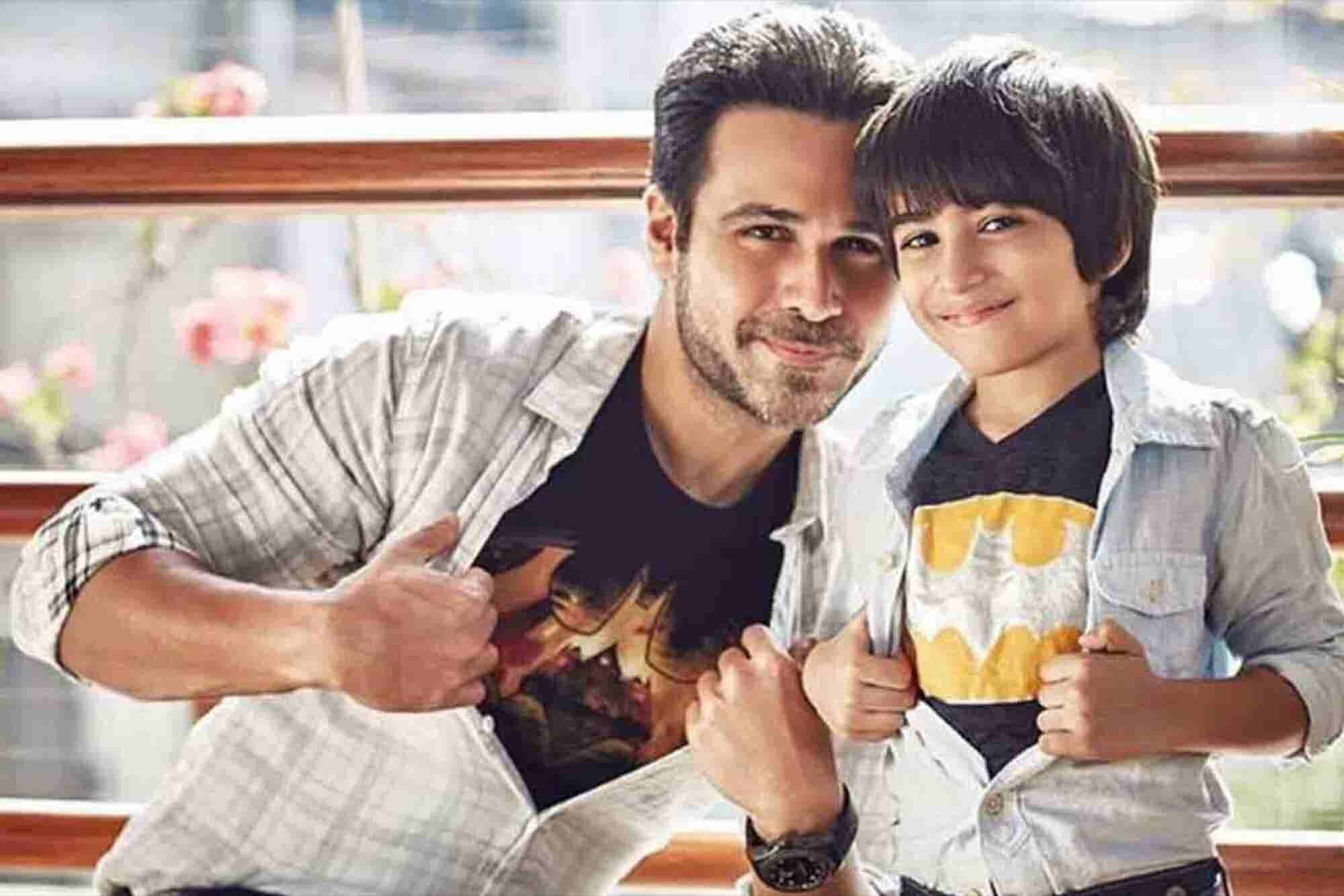 Emraan Hashmi Rises As A Writer With 'The Kiss Of Life'