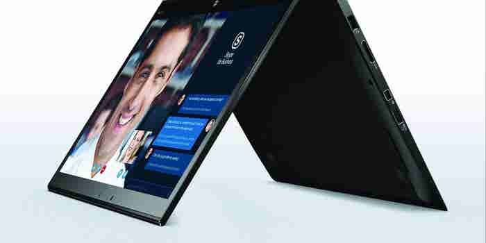Bend The Rules: Lenovo Introduces ThinkPad Yoga