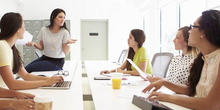 Más mujeres líderes no significa más equidad de género