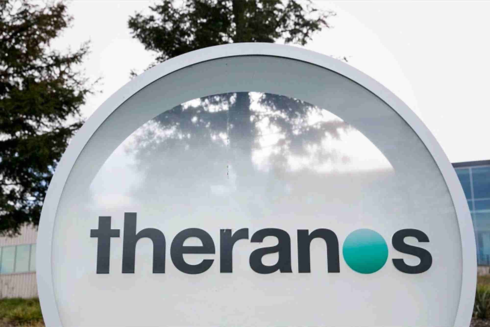 The Resignation of Theranos's COO Is a Major Bid for Atonement