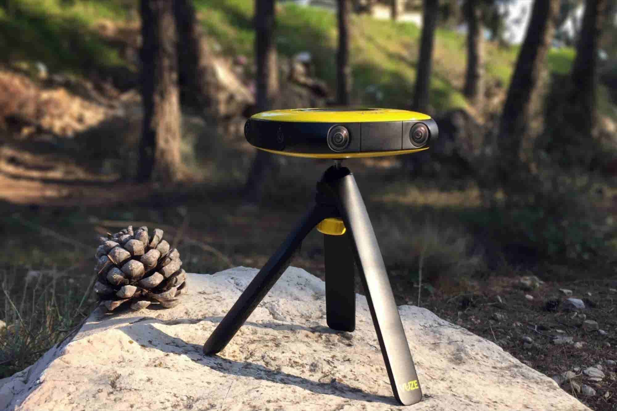 This Tech Firm Is Releasing a 3-D, 360-Degree Camera That's Significantly Cheaper Than Facebook and Nokia's