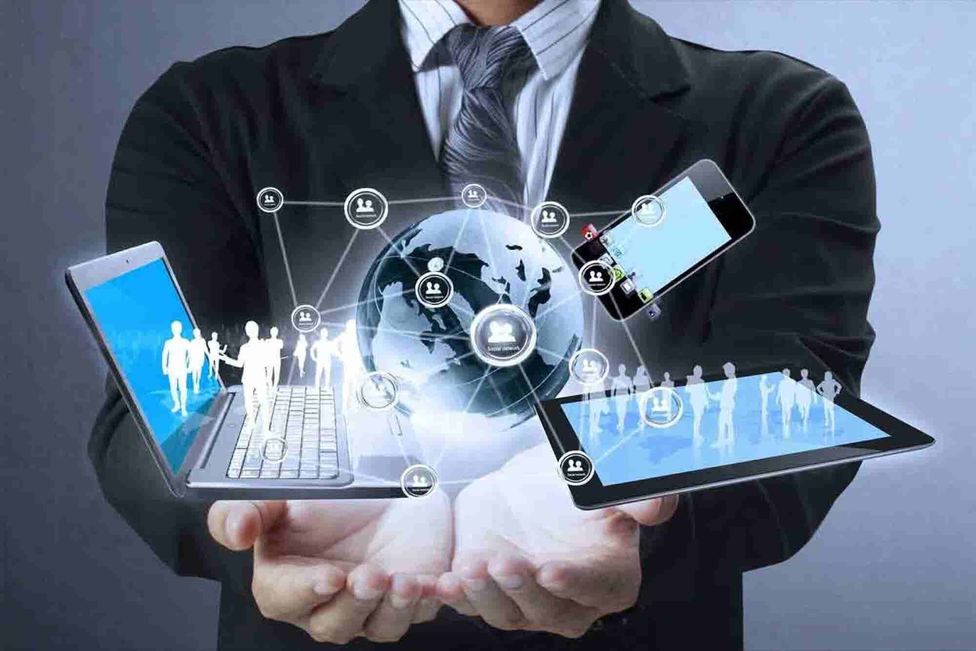 Disrupt Or Be Disrupted: Future-Proofing SMEs Through The Digital Business Framework