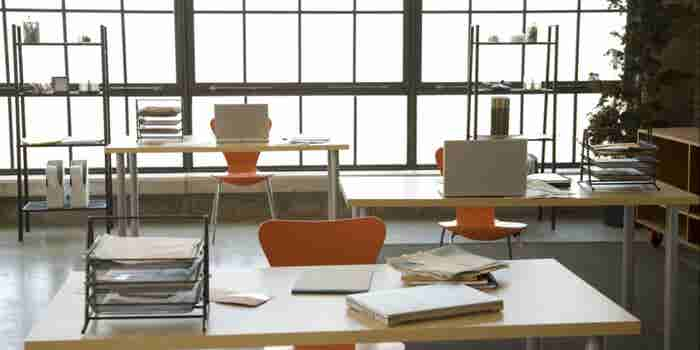 The Open-Office Concept Is Dead