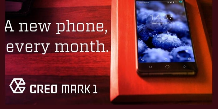 CREO mark 1– average hardware, possibly great personalized software
