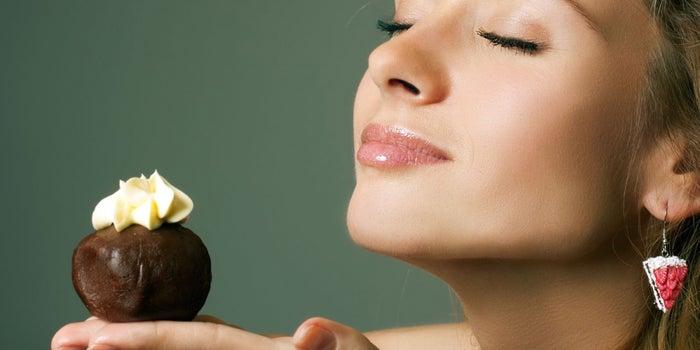 El chocolate y el autocontrol