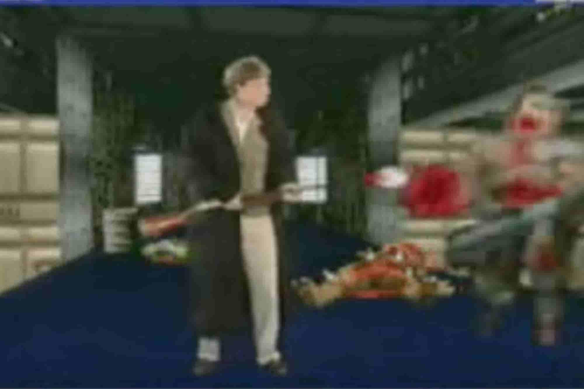 Watch Bill Gates Shotgun a Demon in a Vintage DOOM Promo