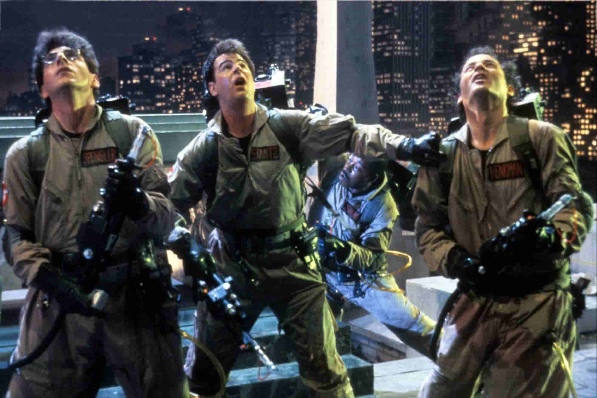 13 Things 'Ghostbusters' Can Teach You about Starting a Small Business