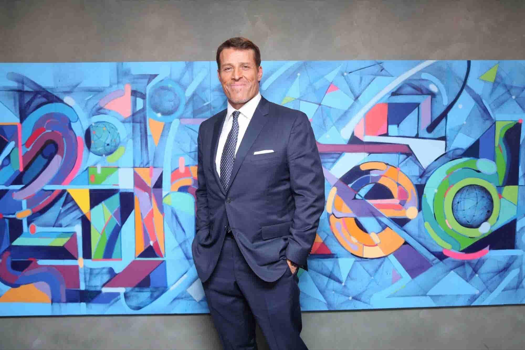 Tony Robbins' Secret to Abundance