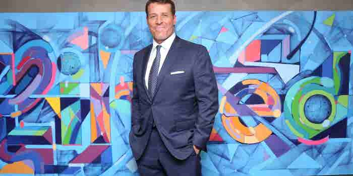 Tony Robbins' Secret to Abundance