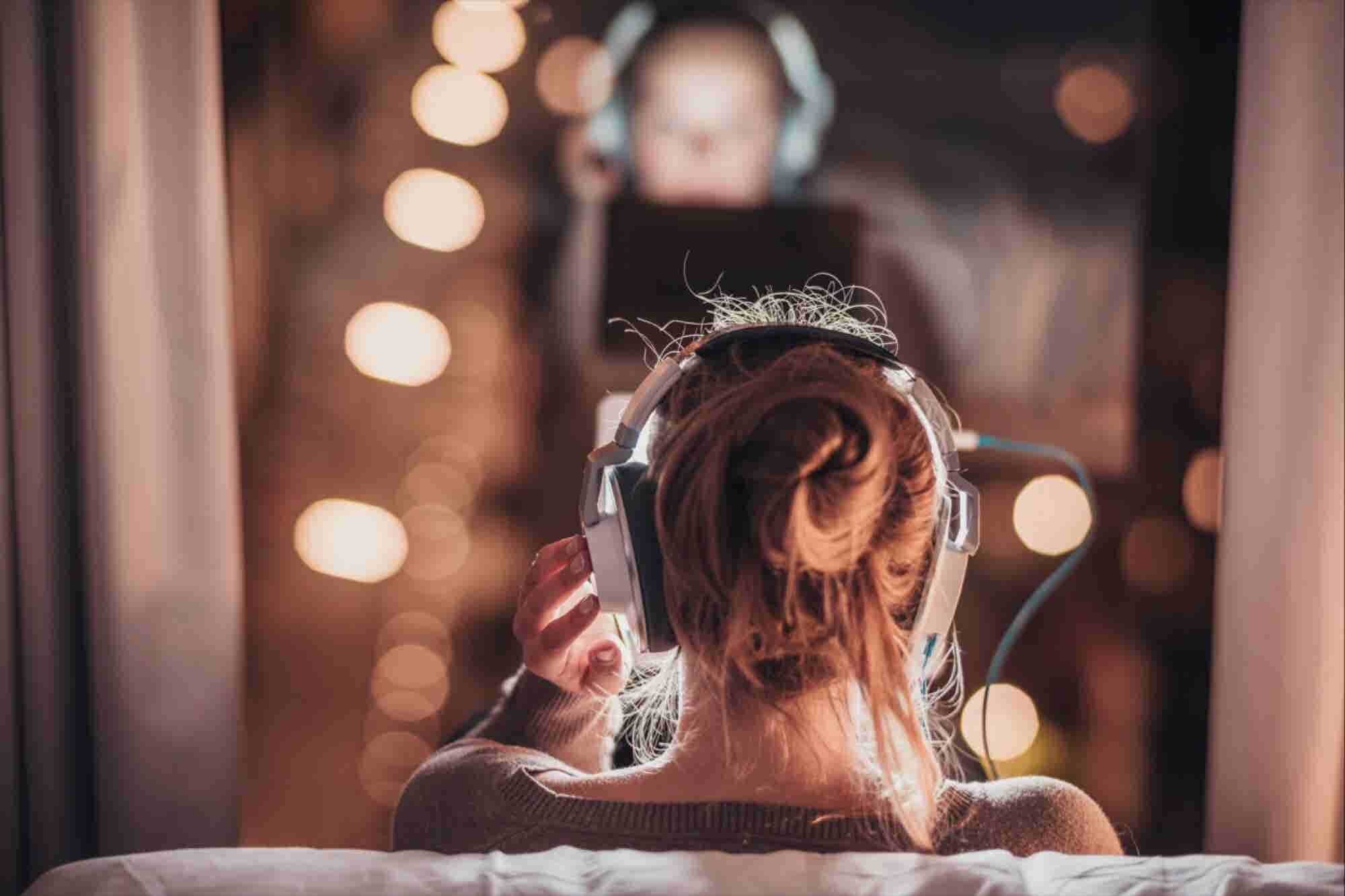These Playlists Help Entrepreneurs Find Their Groove