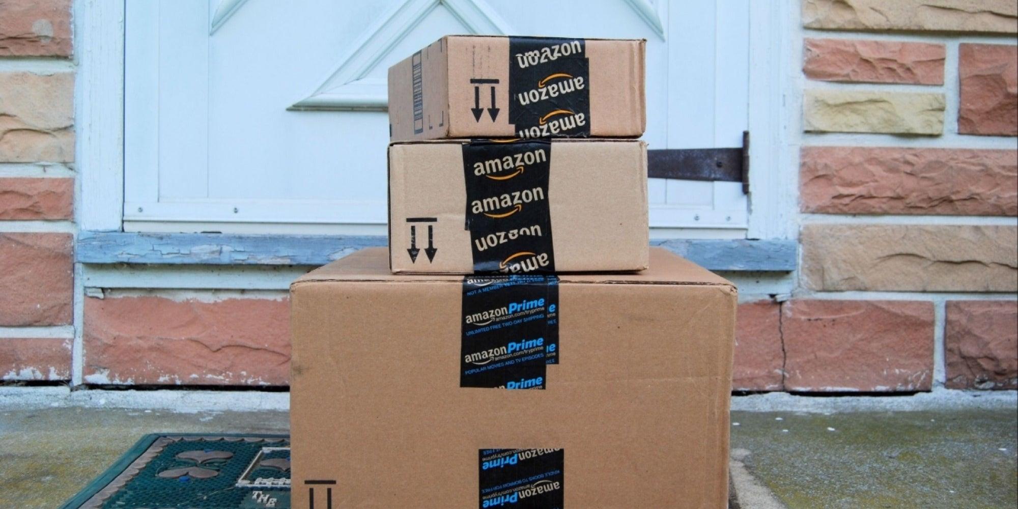 Leverage the power of Amazon