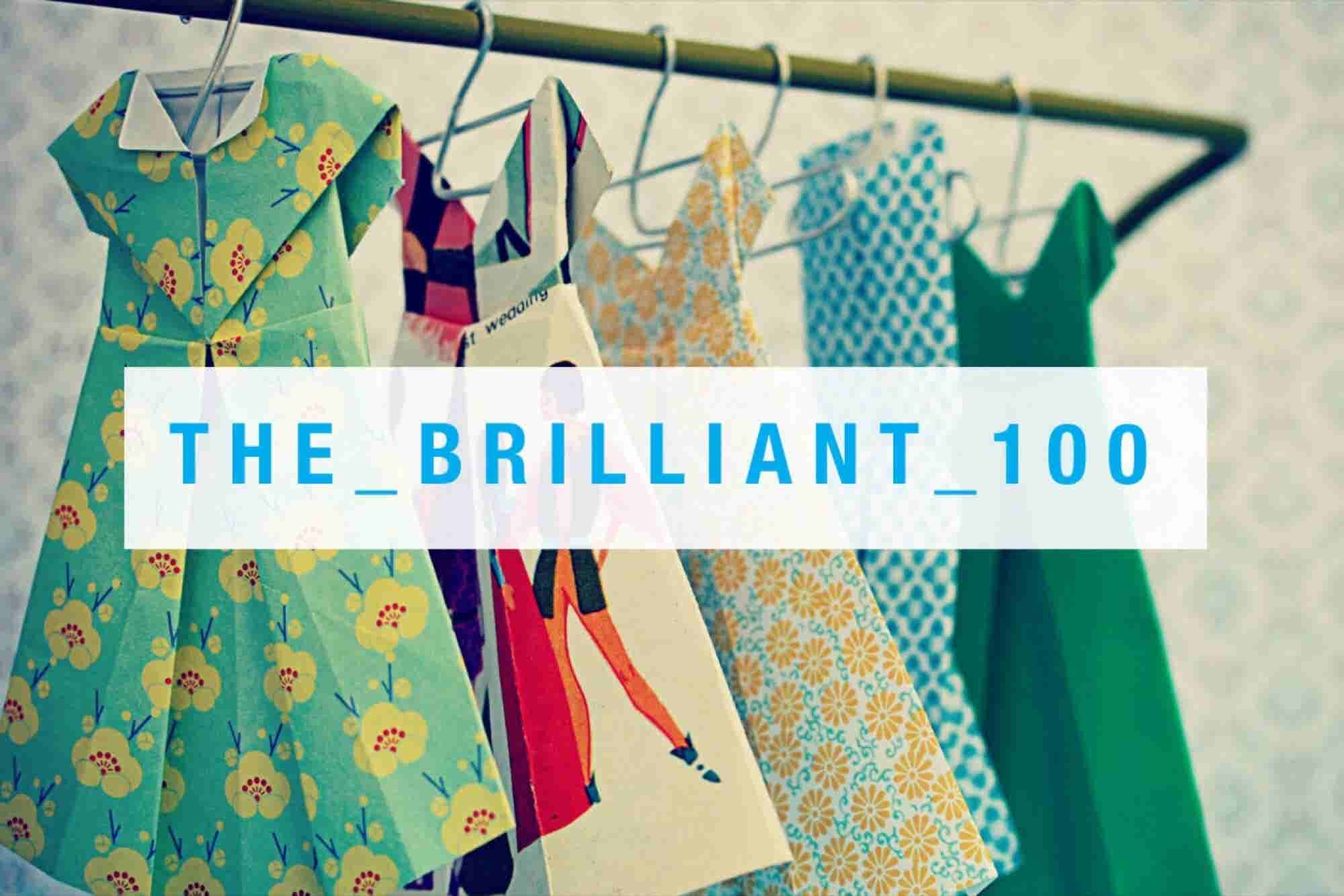 10 Fashion, Design & Retail Companies to Watch - Entrepreneur's Brilliant 100