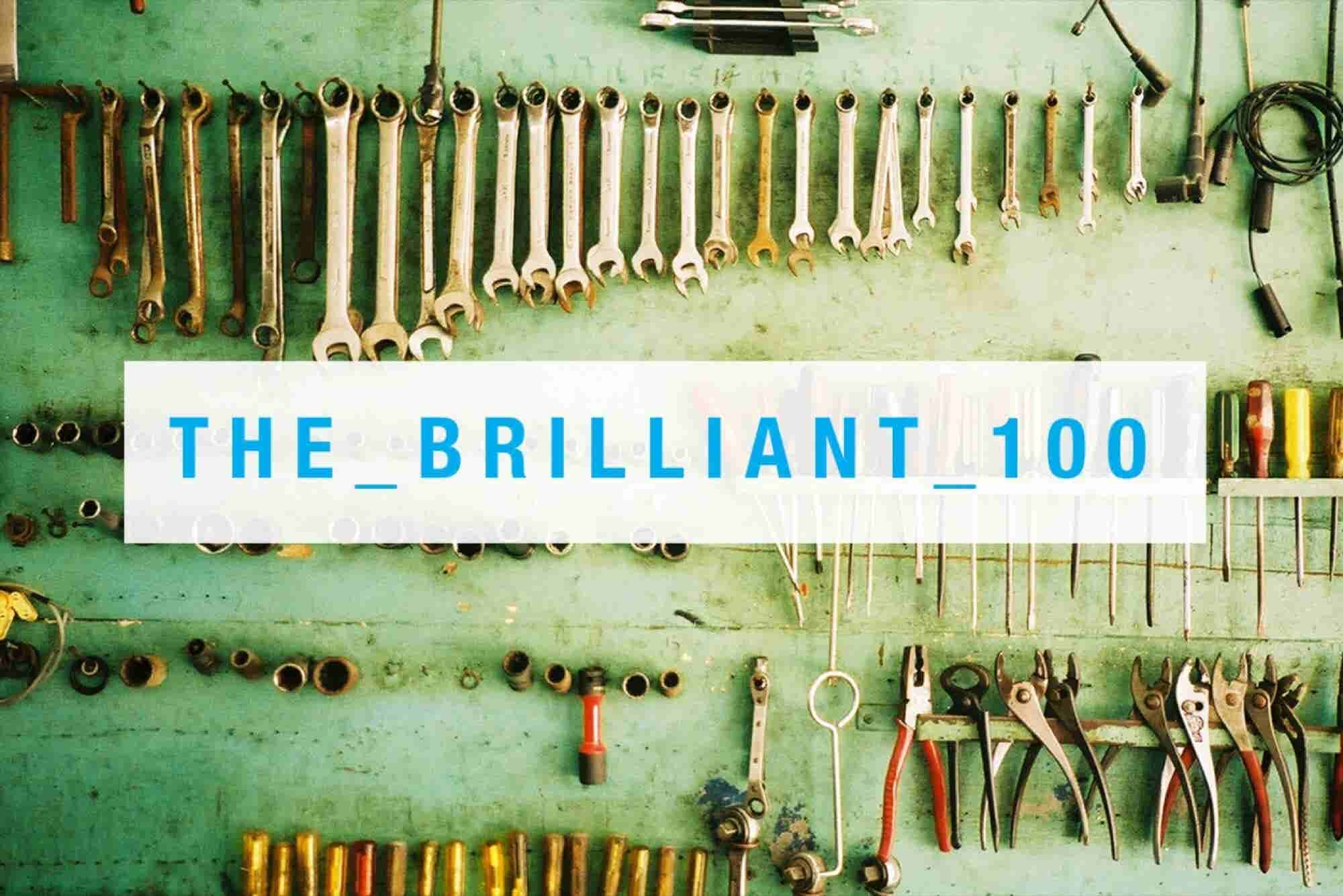 10 Business Tools to Watch - Entrepreneur's Brilliant 100