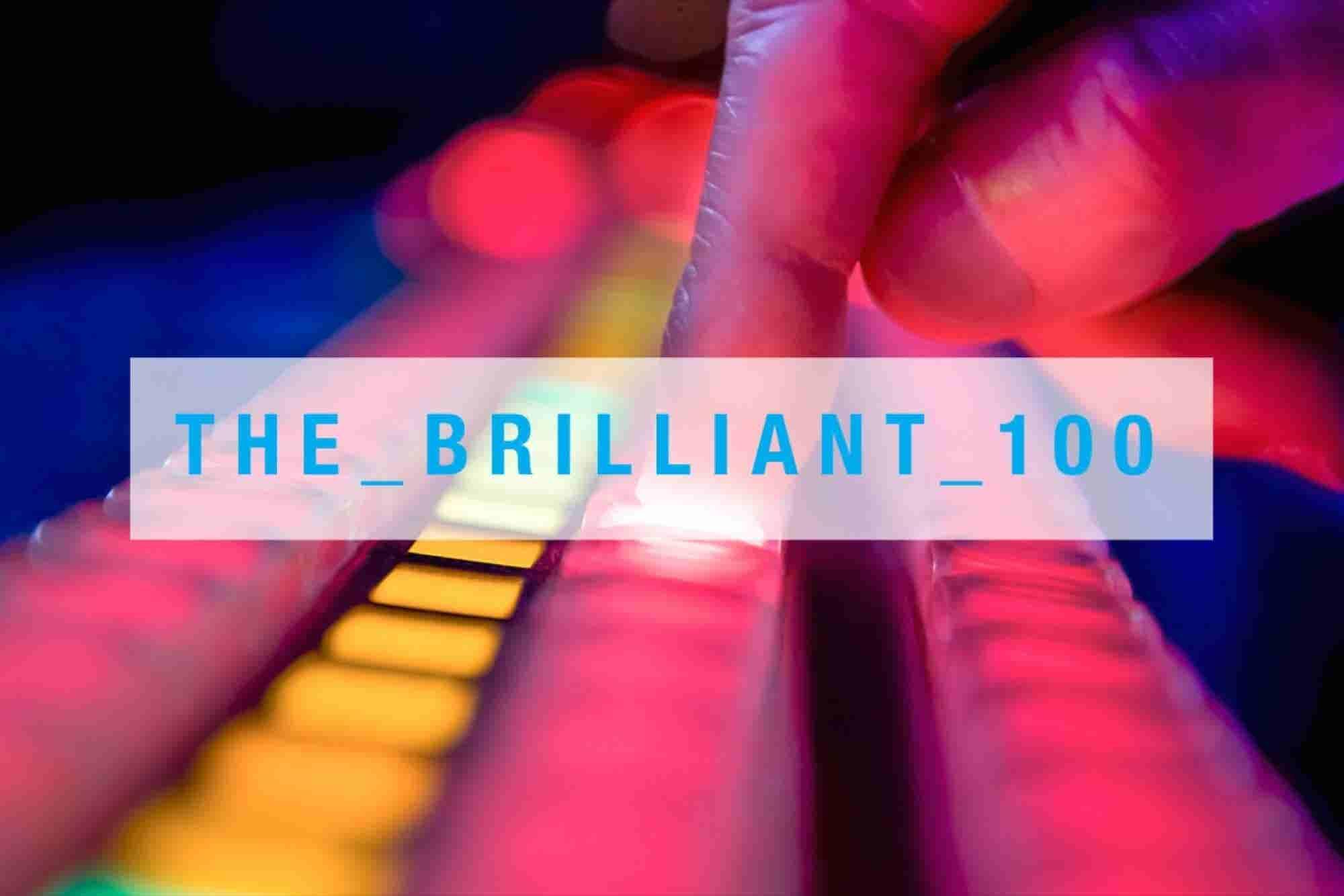 10 Tech Companies to Watch - Entrepreneur's Brilliant 100