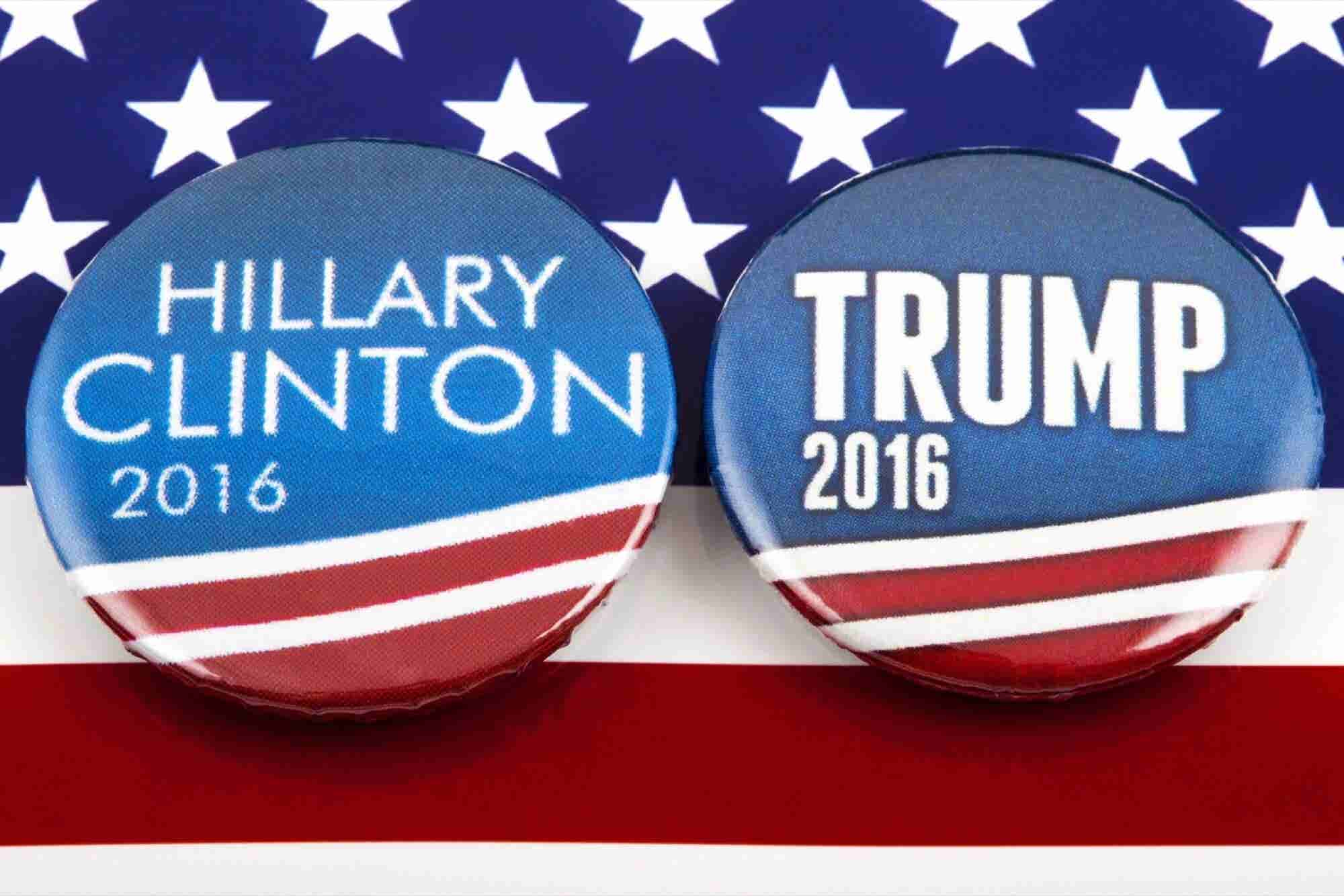5 Trump vs. Clinton Business Tax Plan Comparisons