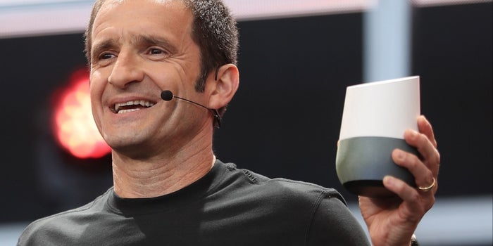 Google Unveils Its Amazon Echo Competitor