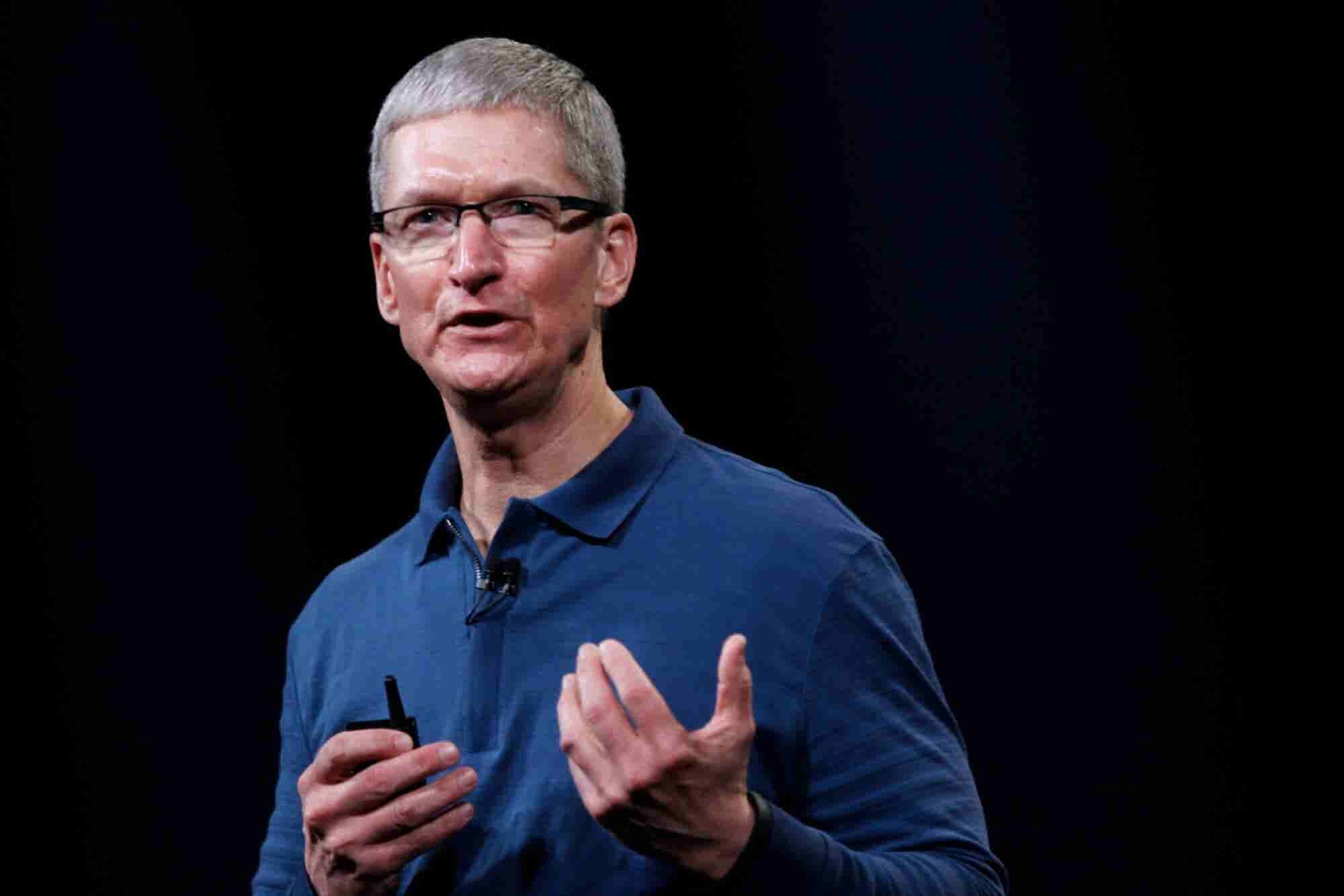 Tim Cook Woos India With Two Big Bang Announcements