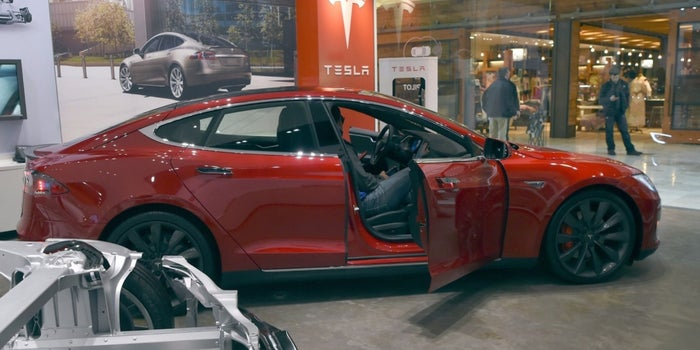 Tesla Plans to Sell $1.7 Billion in New Stock to Fund Model 3